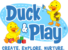 Duck & Play Logo